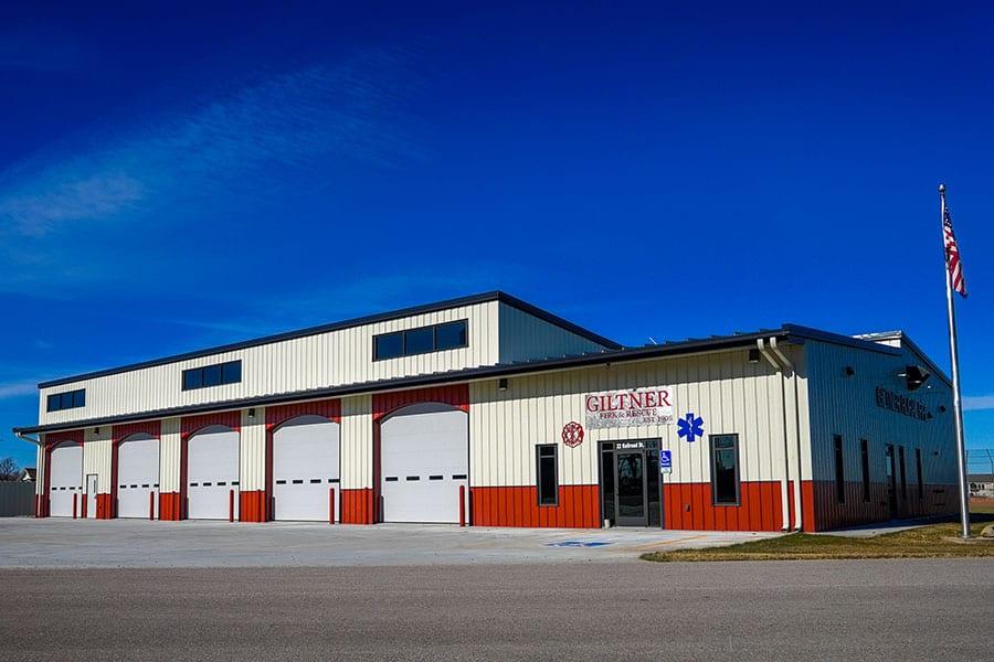 Giltner Fire Hall