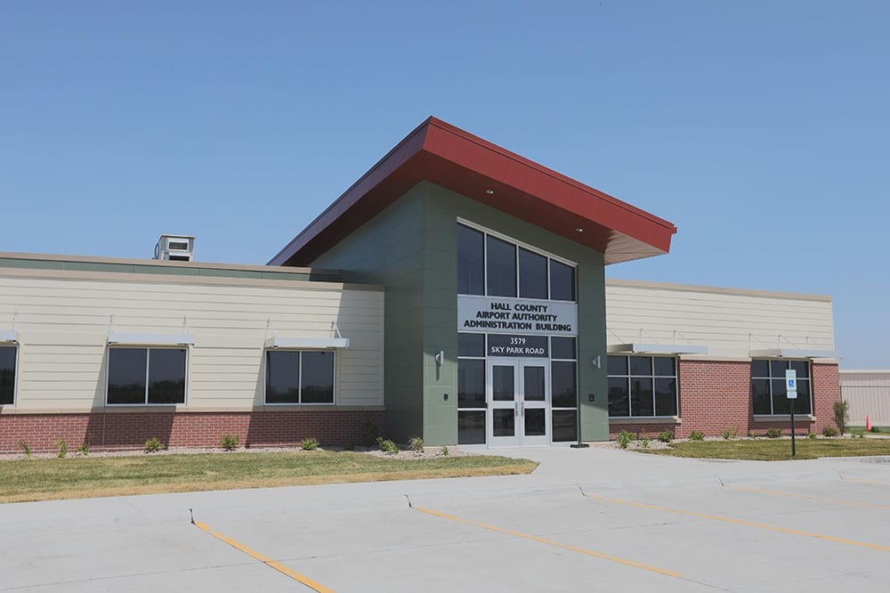 Hall County Airport Authority