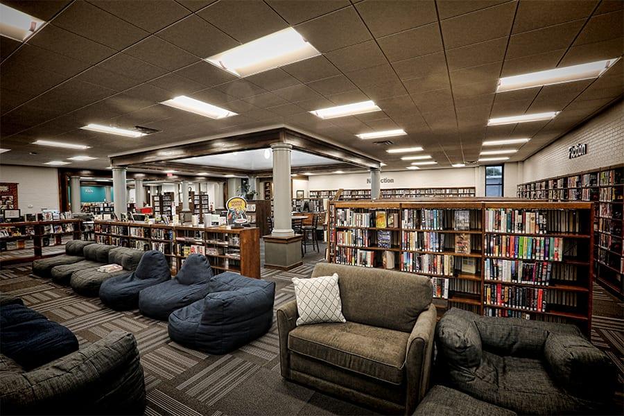 Broken Bow Library