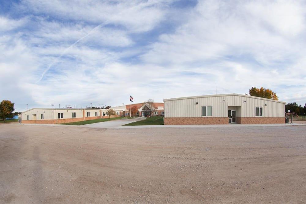 Palmer Public School Exterior