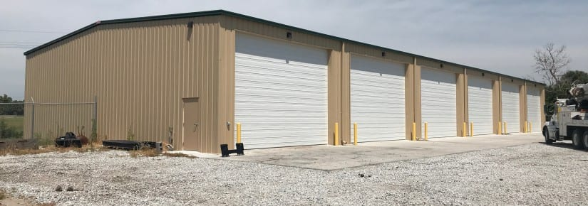 Southern Power Storage Building