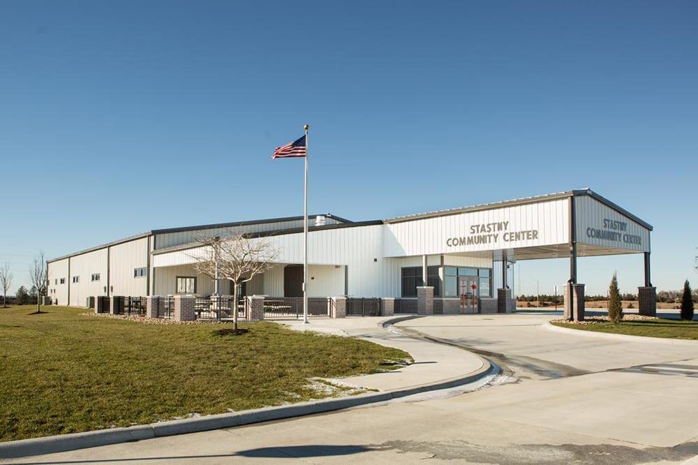 Stastny Community Center Exterior